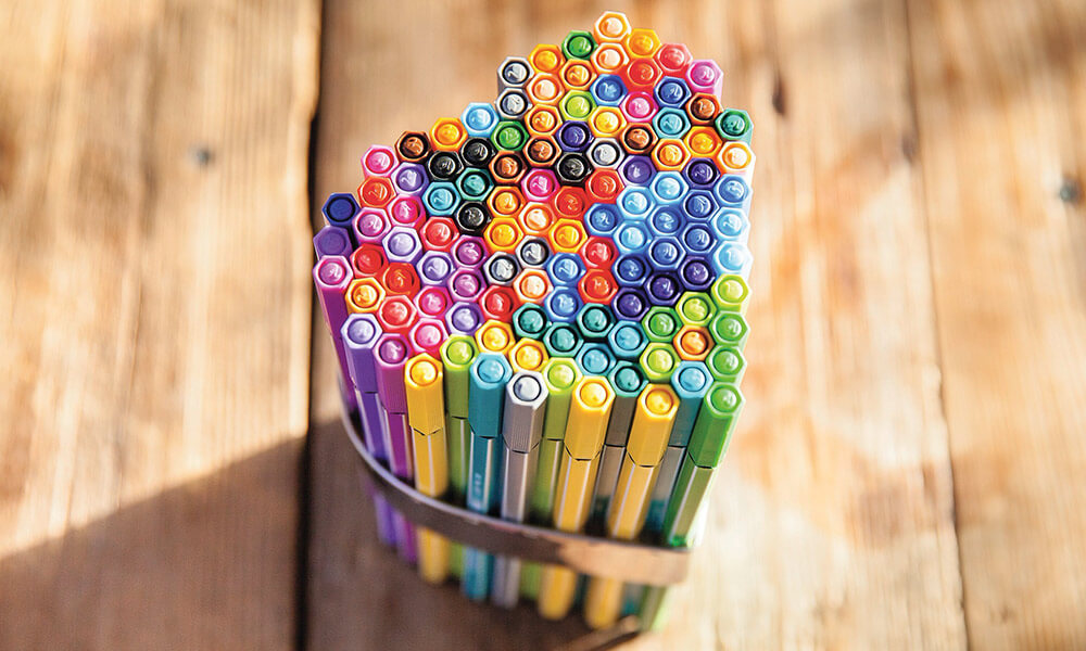 Best Colored Pencils for Artists