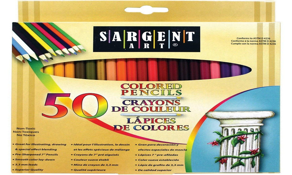 Best Colored Pencils For Adults