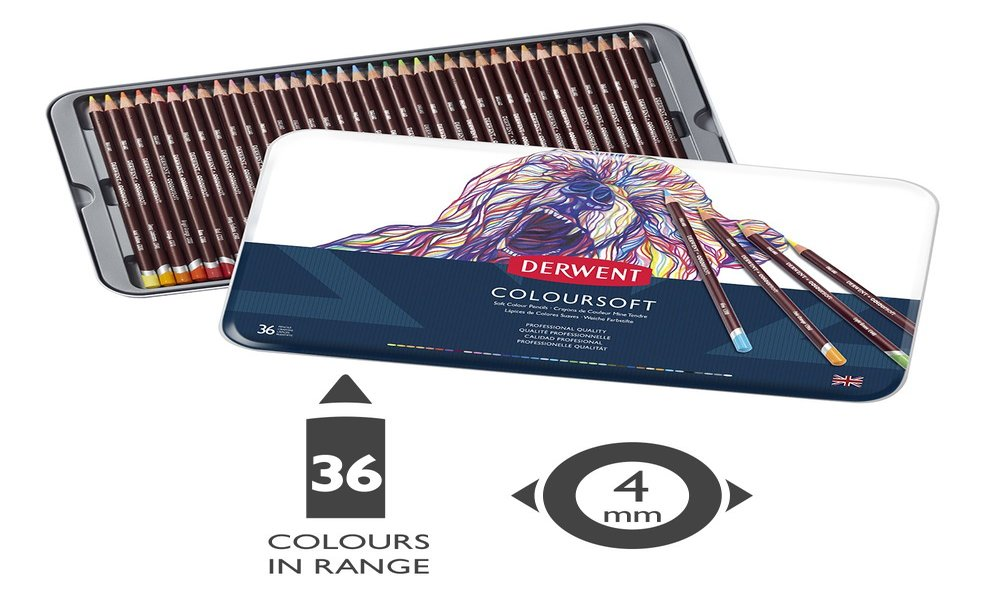 Best Colored Pencils for Professional Artists