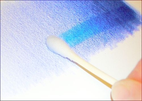 How to Blend Colored Pencils with Rubbing Alcohol