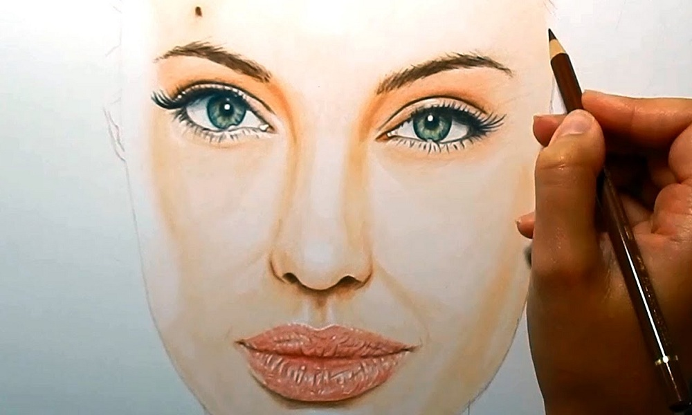 How to Make Skin Color with Colored Pencils